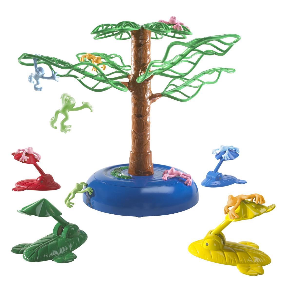"""Mattel Games Настольная игра """"Летающие лягушки"""" ( M5754 )"""