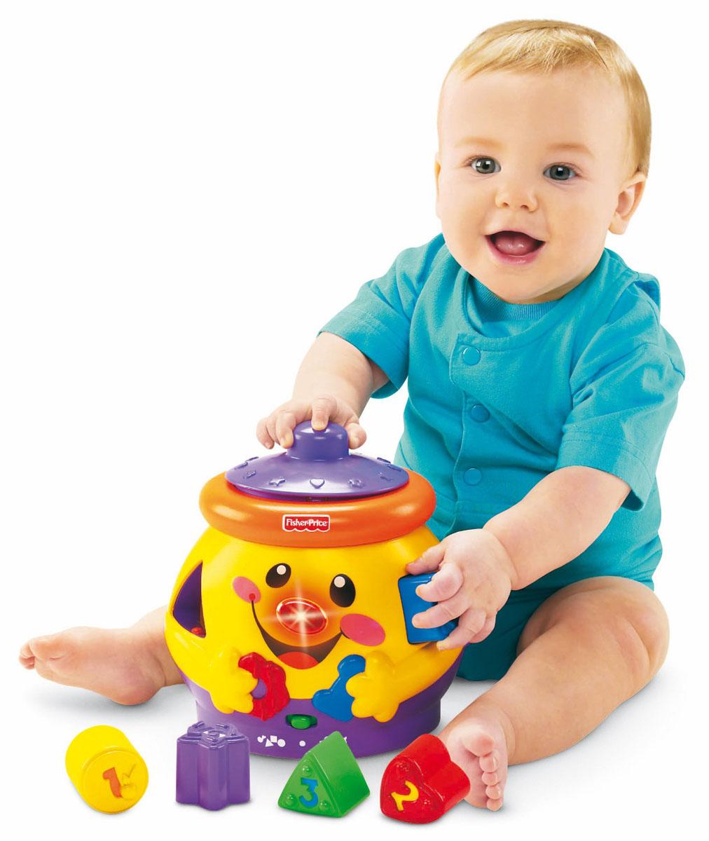 Развивающие игрушки для детей до 1 года своими руками фото