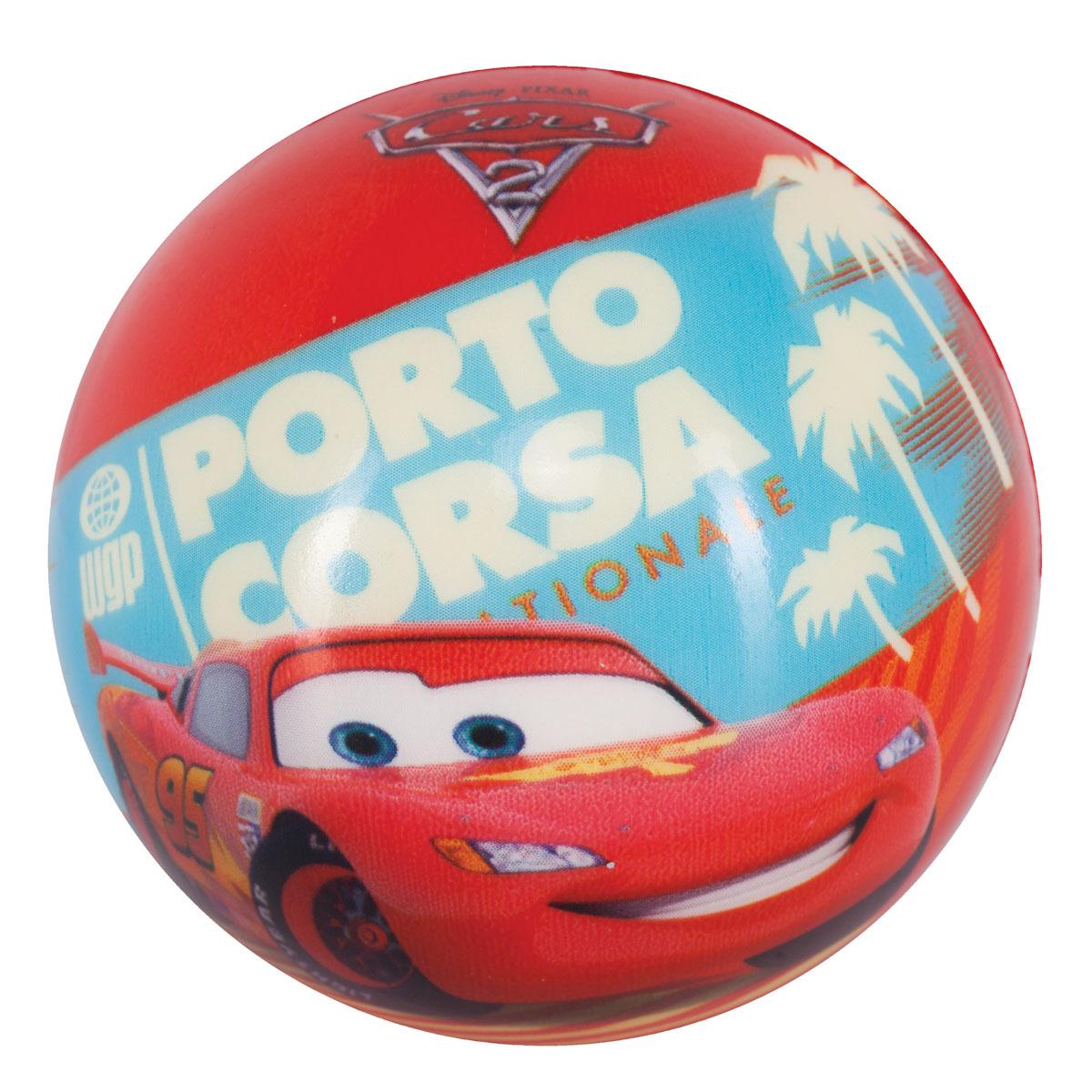 """Мяч John """"Тачки"""", 7,5 см"""