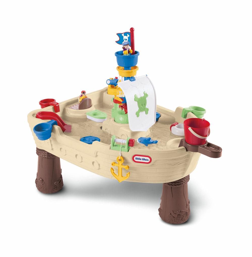 "Игровой стол Little Tikes ""Пиратский корабль"", 101,5 см х 71 см х 79 см"