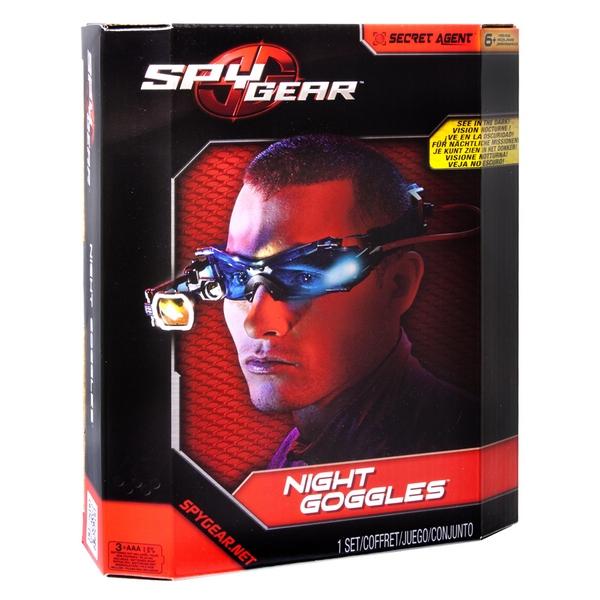 """Очки ночного видения Spy Gear """"Спецагент"""", со световыми эффектами"""