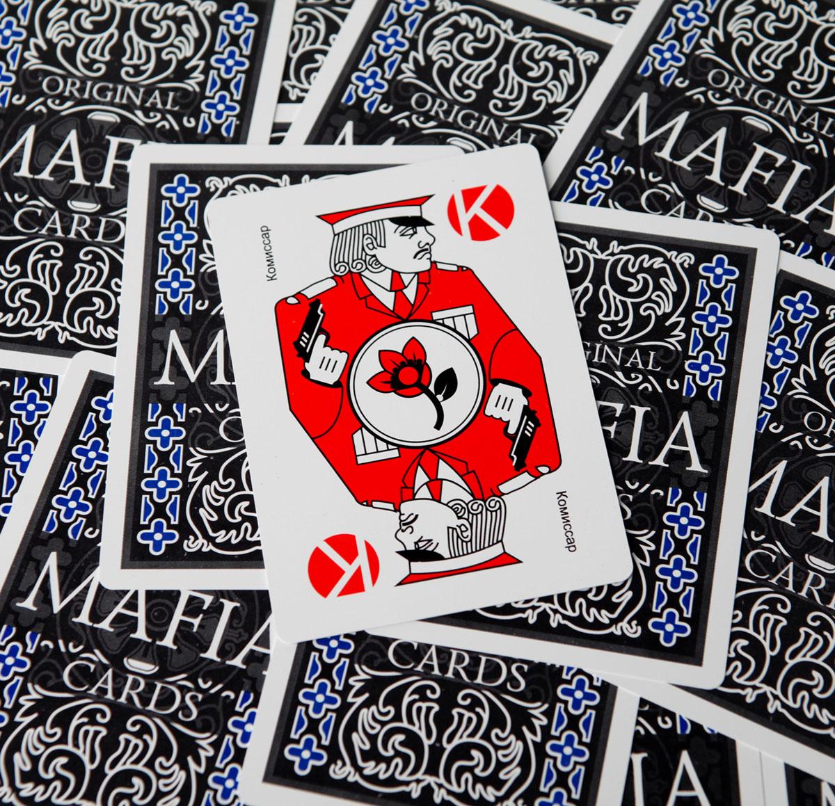 """Настольная игра Magellan """"Мафия"""" ( MAG00020 )"""