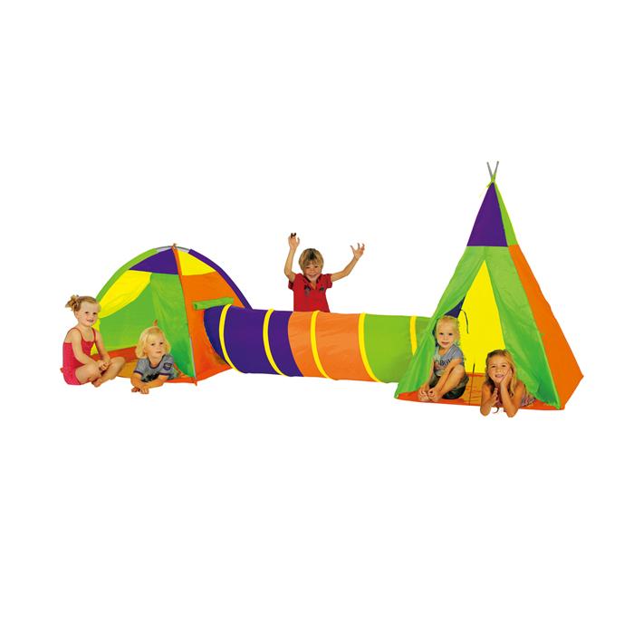 """Детский палаточный городок """"Five Stars"""", 340 см х 112 см х 142 см"""