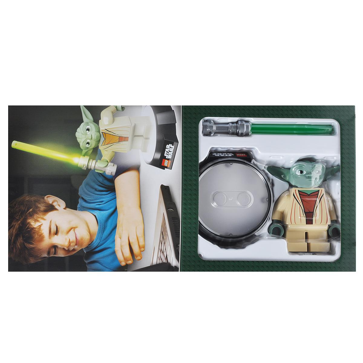 LEGO: Фонарик-ночник Star Wars: Yoda LGL-TOB6
