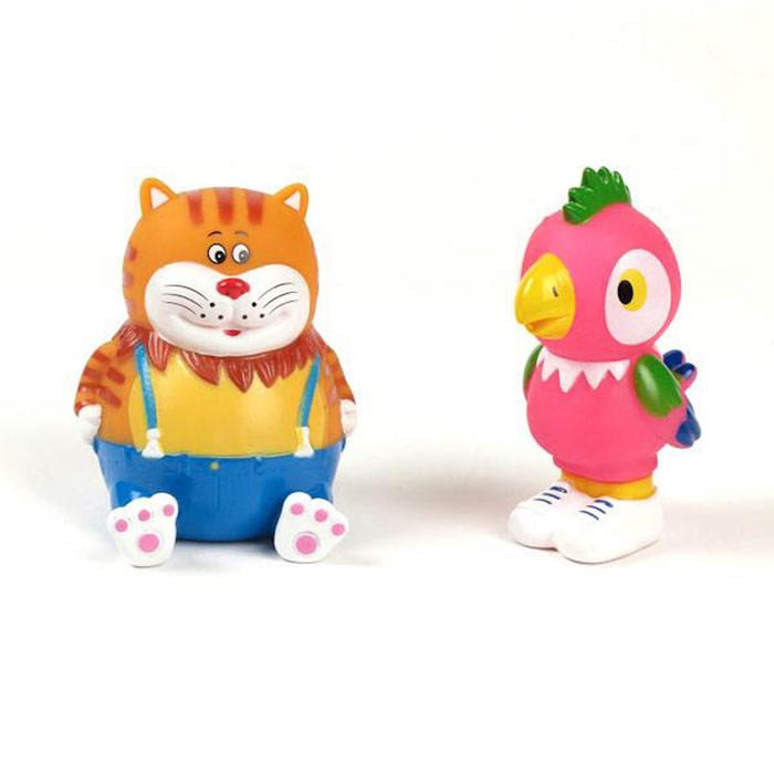 """Набор игрушек для ванны Играем вместе """"Кеша и Кот"""", 2 шт"""