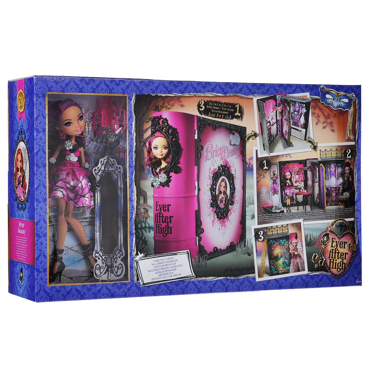 Домик книжка для кукол своими руками эвер афтер хай 4