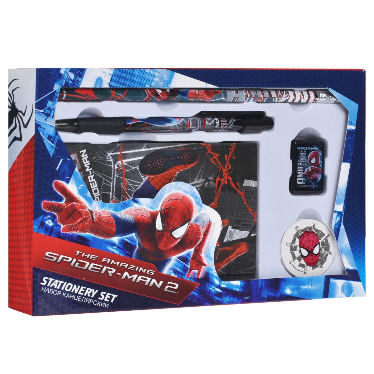 "Канцелярский набор ""Spider-Man"", 5 предметов"