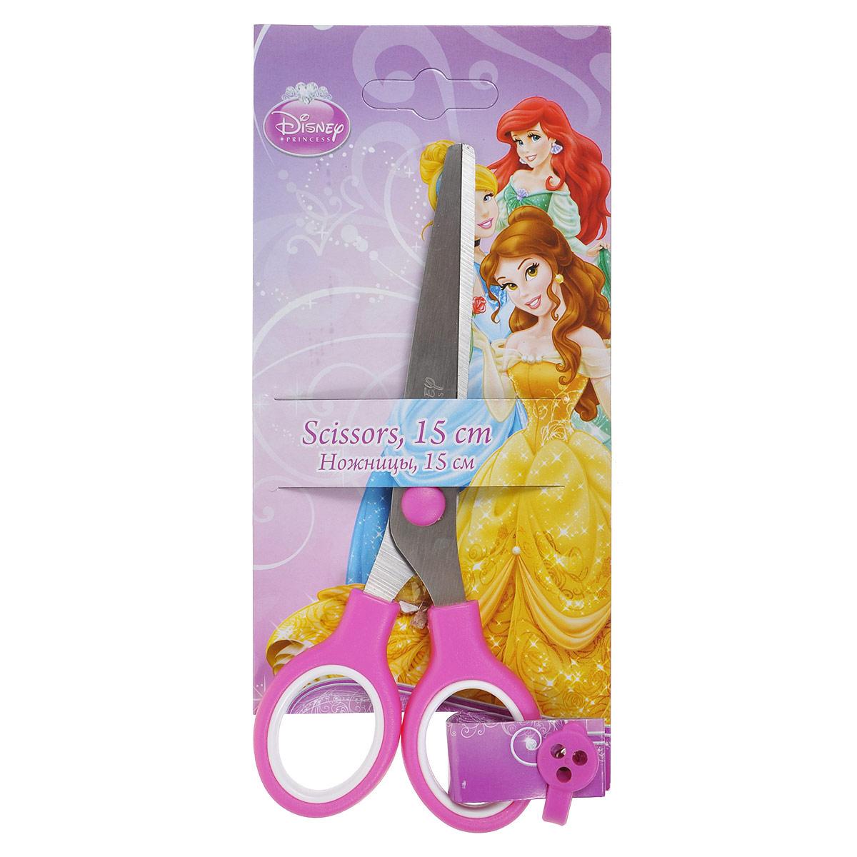 """Ножницы канцелярские """"Princess"""", 15 см"""
