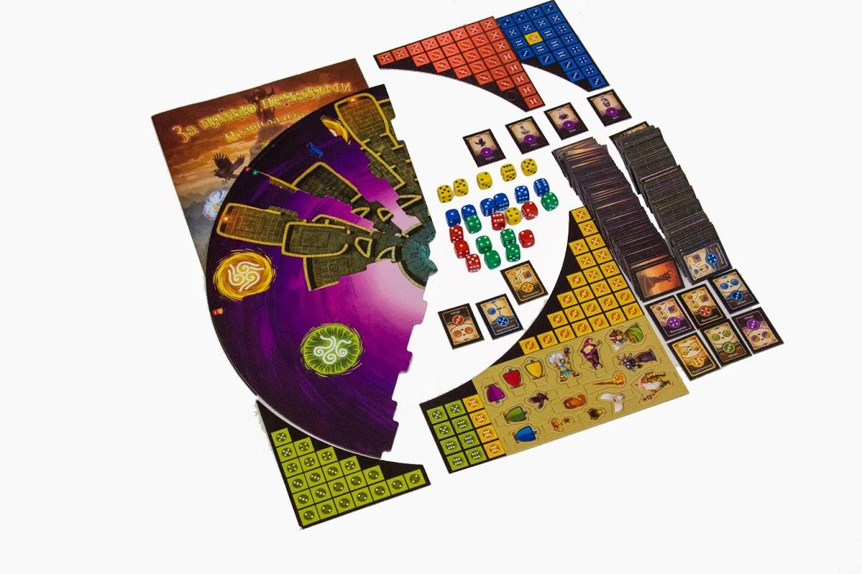 Hobby World Настольная игра За пятью печатями ( 1255 )