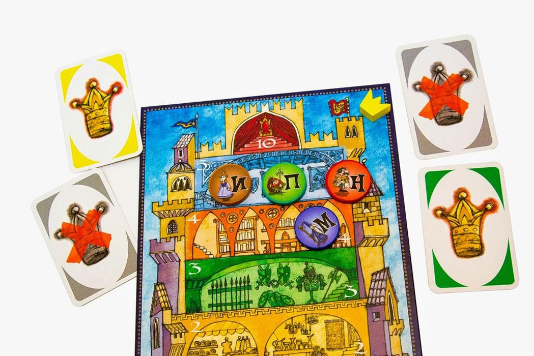 Hobby World Настольная игра Царь горы ( 1287 )