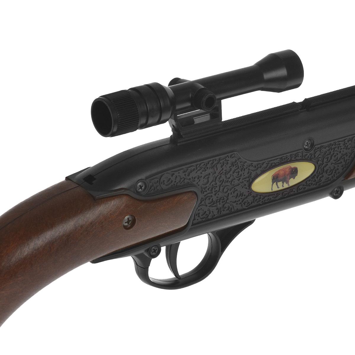 """Ружье """"Devon-Line Rifle"""", с пистонами и пульками"""