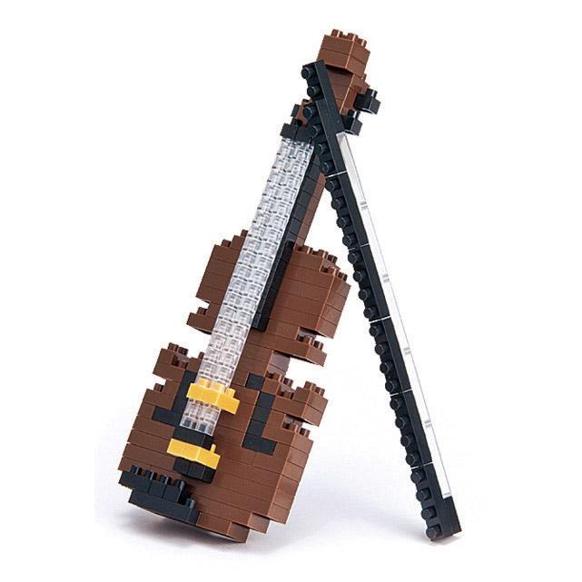 NanoBlock Мини-конструктор Скрипка ( NBC_018 )