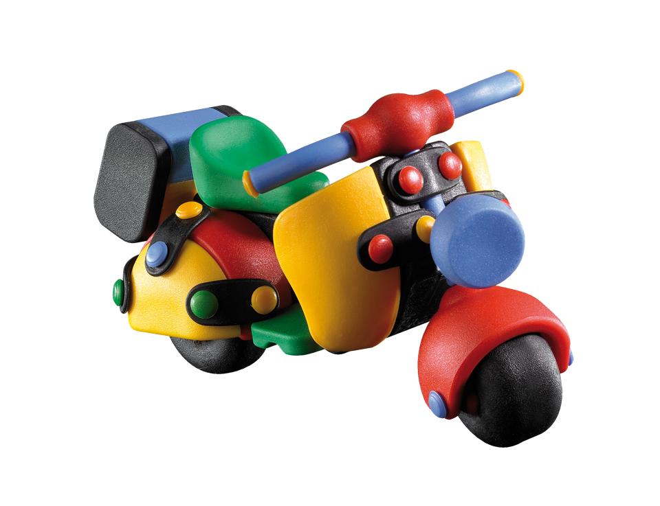 Mic-o-Mic Конструктор Мотоцикл ( 089.032 )
