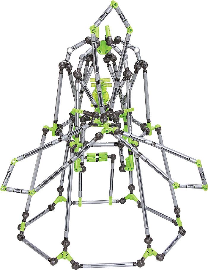 Intellect Block Конструктор Ракета ( 252-5 )