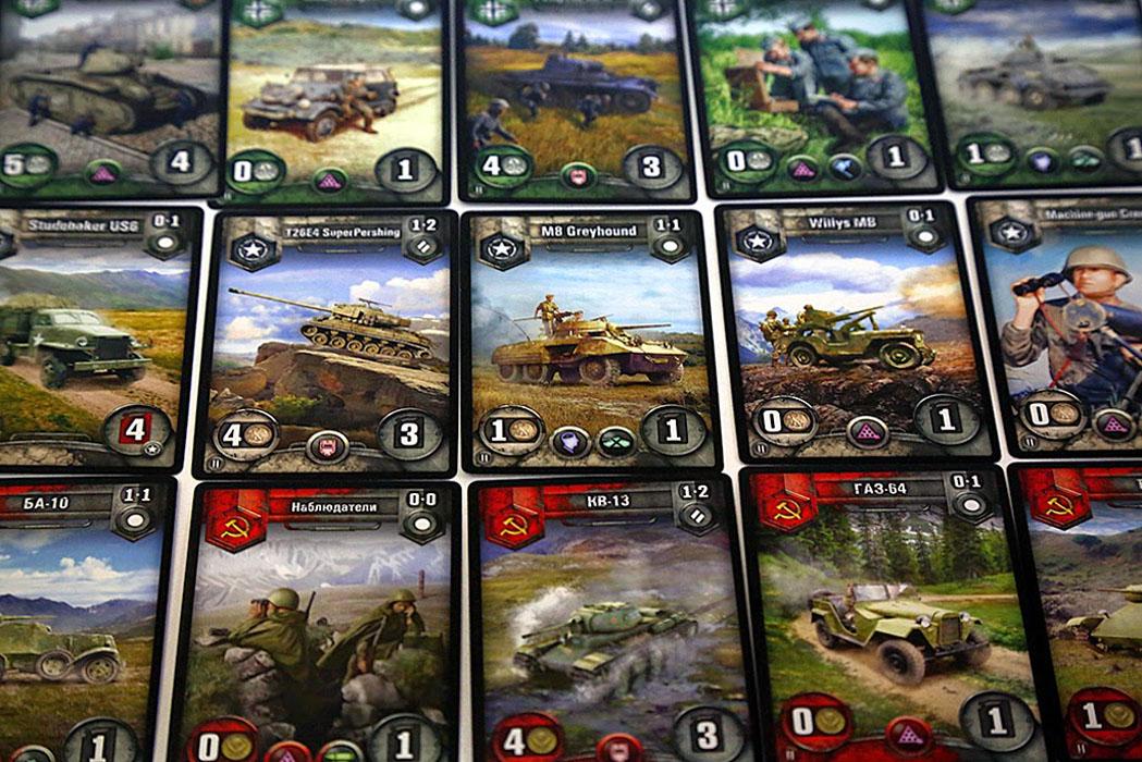Hobby World Настольная игра World of Tanks Rush Второй Фронт (2-е издание) ( 1342 )