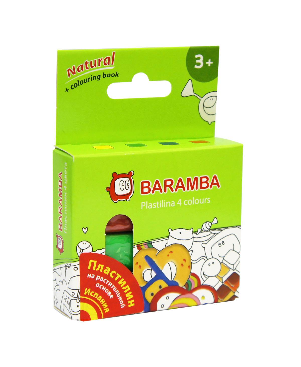 "��������� ""Baramba"", 4 ������, � ����������"