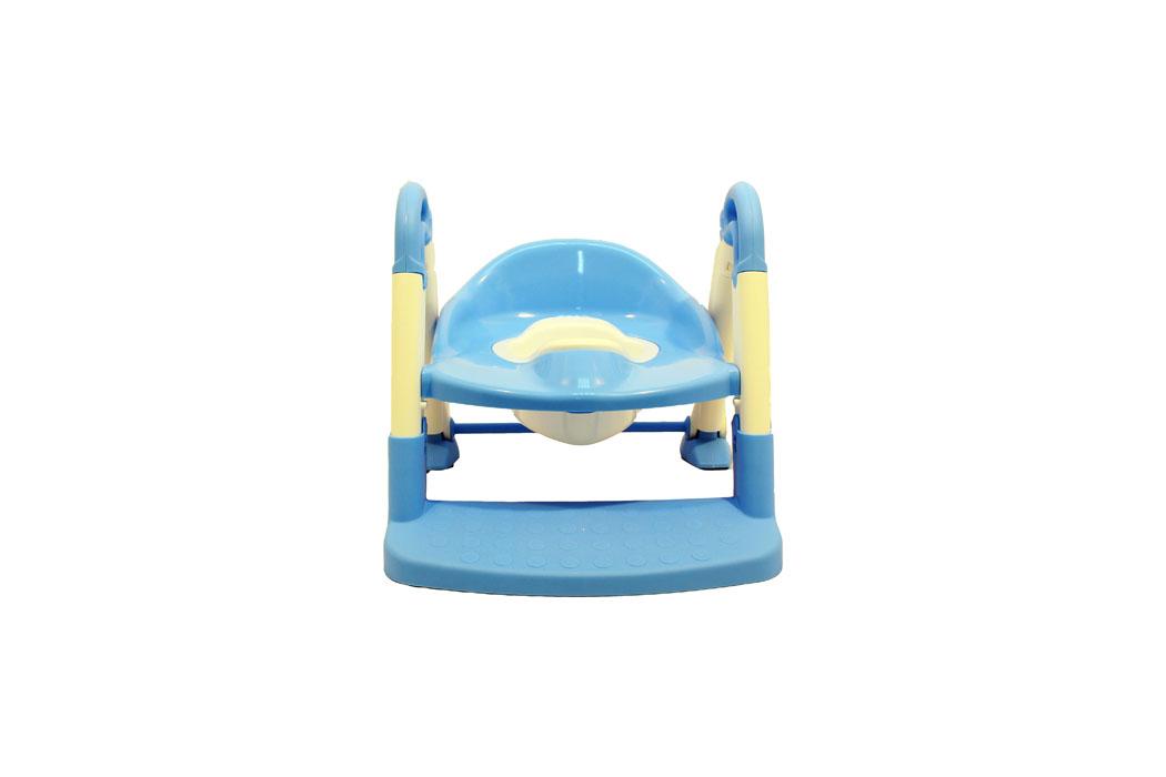 """Горшок-трансформер """"Roxy Kids"""", 3 в 1, цвет: голубой"""