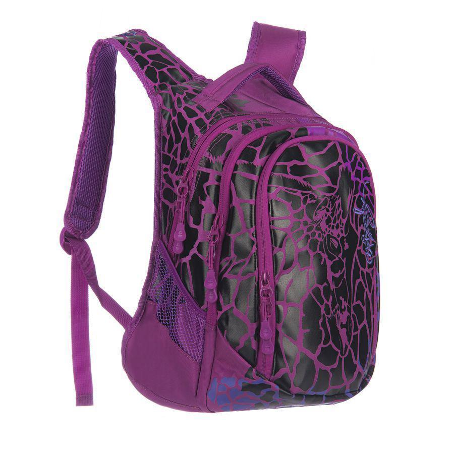Рюкзак городской Grizzly, цвет: лиловый. RD-534-1 ( RD-534-1/1 )