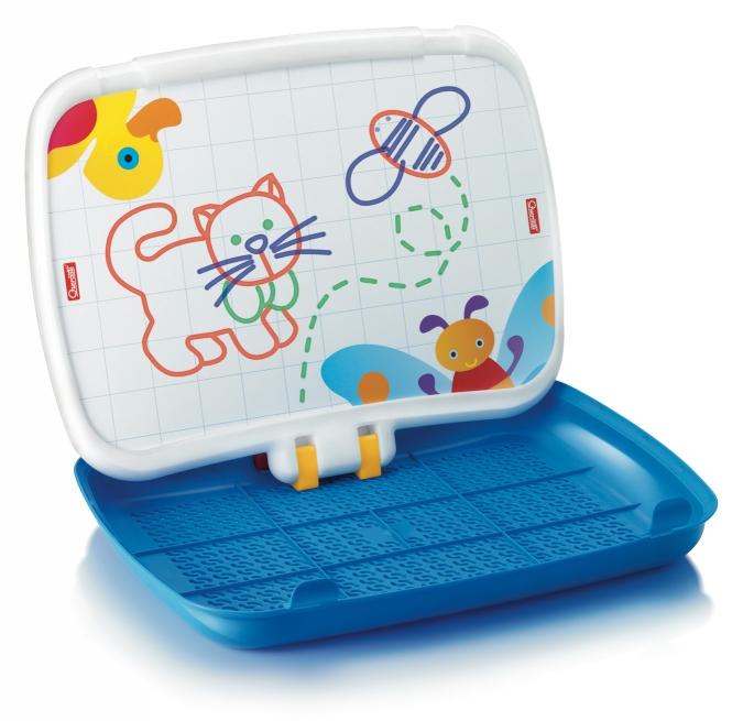Мозаика для малышей в чемоданчике