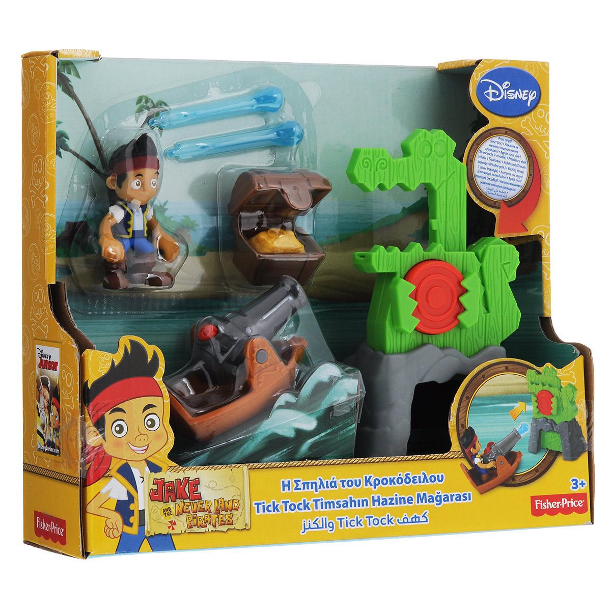 """Jake & Neverland Pirates Игровой набор """"Пещера сокровищ"""""""