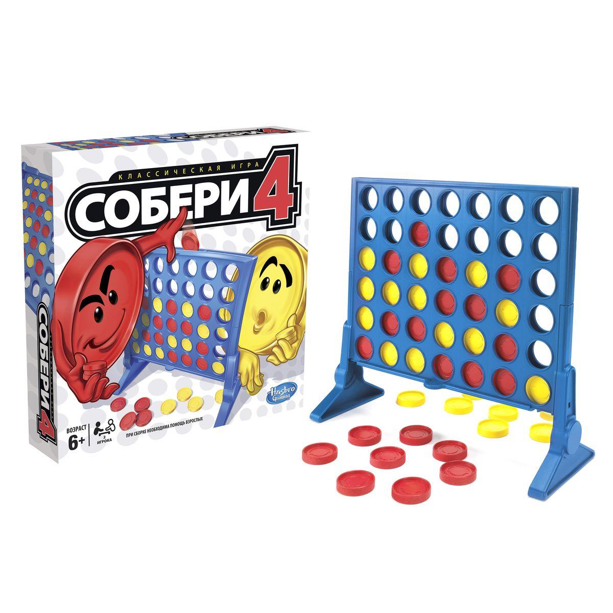 Настольная игра Собери 4 ( A5640121 )