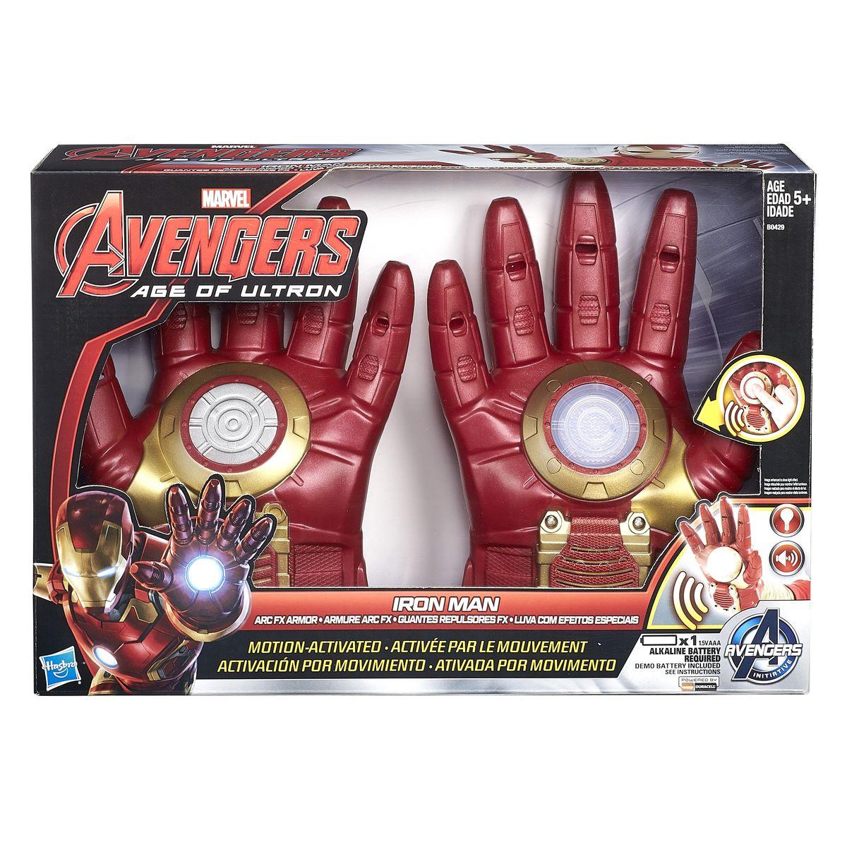 """Avengers """"Перчатки Железного Человека"""""""