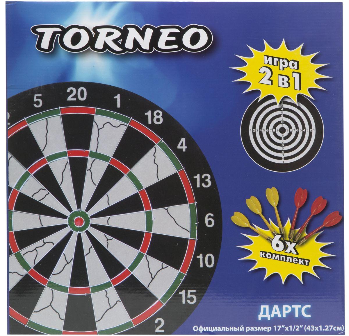 ����� Torneo 6 ��������, 43 ��, TRN-DART17