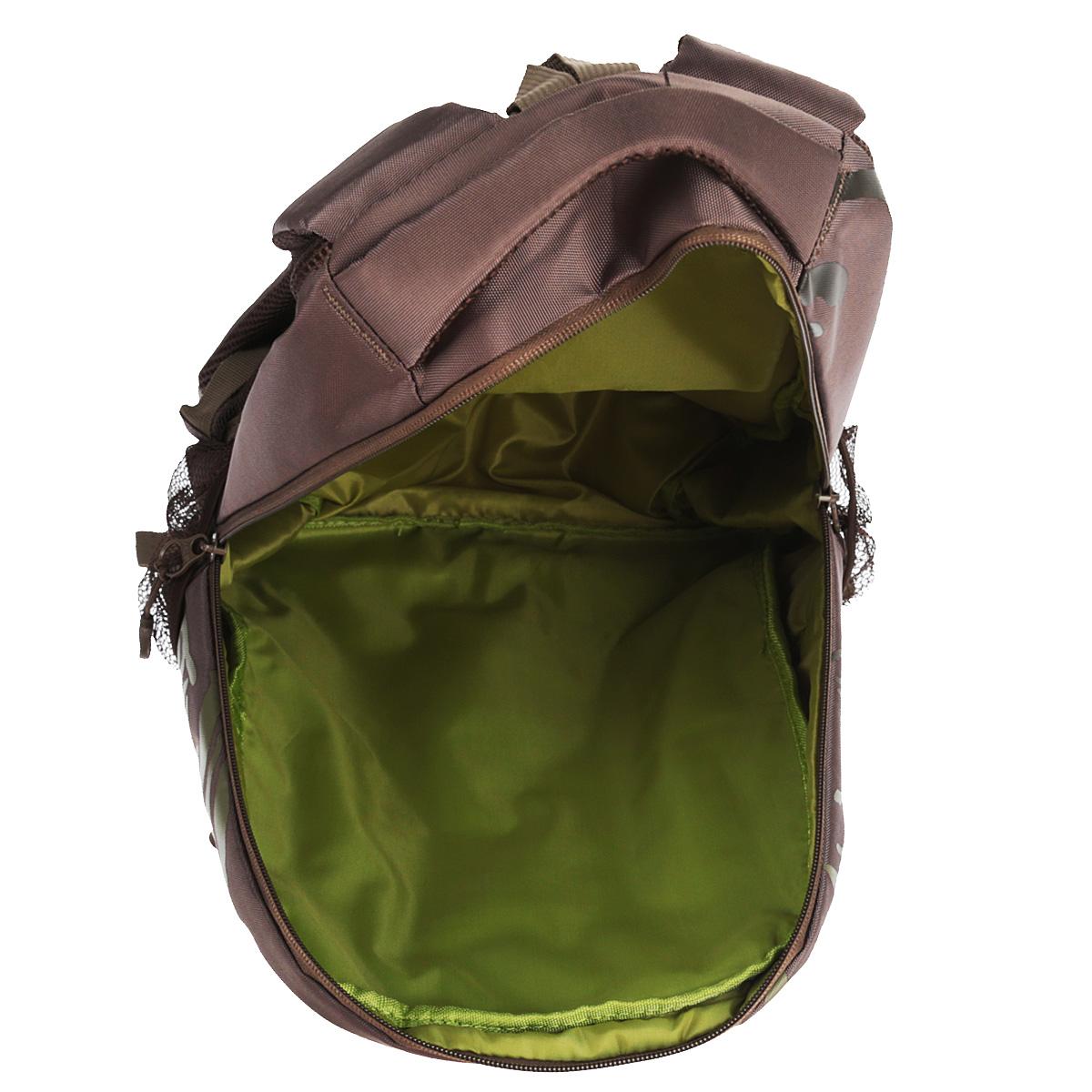 Рюкзак городской Grizzly, цвет: хаки, 24 л. RD-534-2/3 ( RD-534-2/3 )