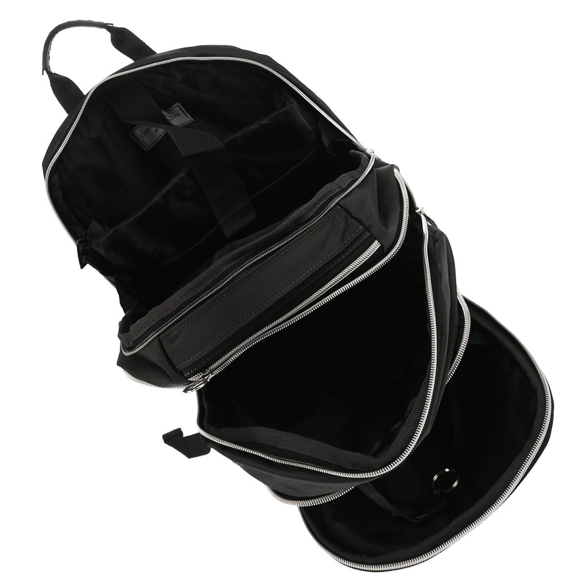 """Рюкзак молодежный Proff """"World of Warcraft"""", цвет: черный, темно-серый. WC15-BPA-14"""