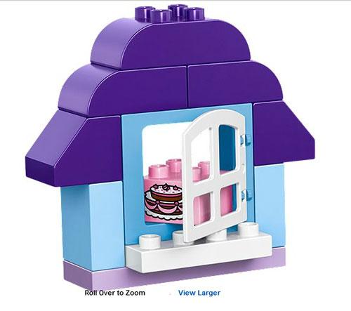 LEGO DUPLO Конструктор Сказка о спящей красавице 10542 ( 10542 )