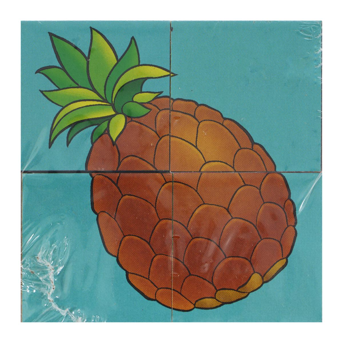 "Кубики StepPuzzle ""Овощи и фрукты"""