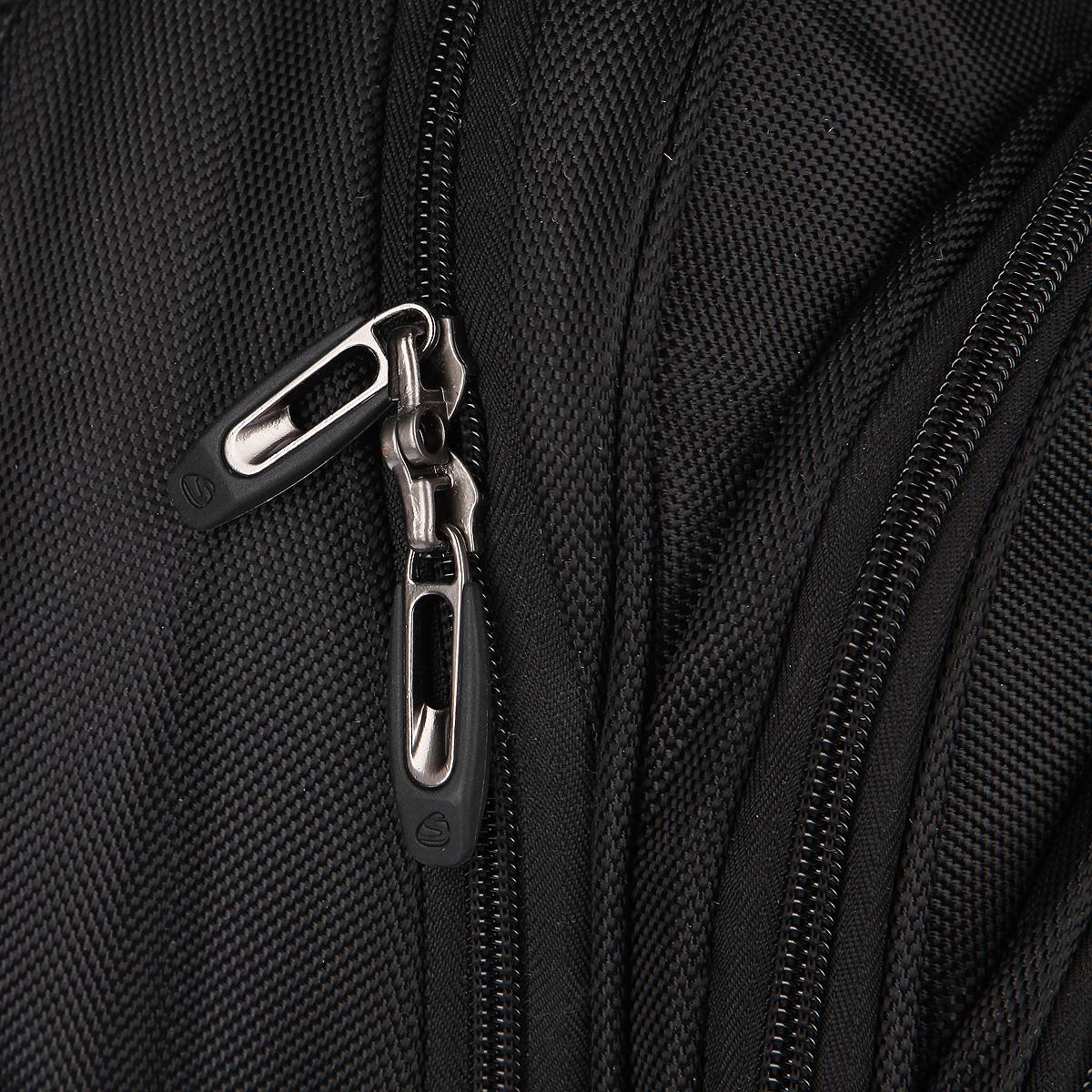Рюкзак школьный Steiner, цвет: красный, черный. 09-039 kr