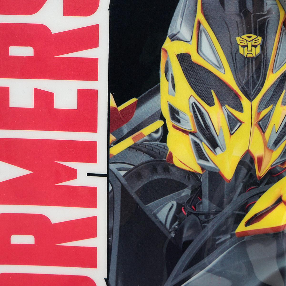 "Рюкзак детский Kinderline ""Transformers Prime"", цвет: серый. TRCB-UT4-561"