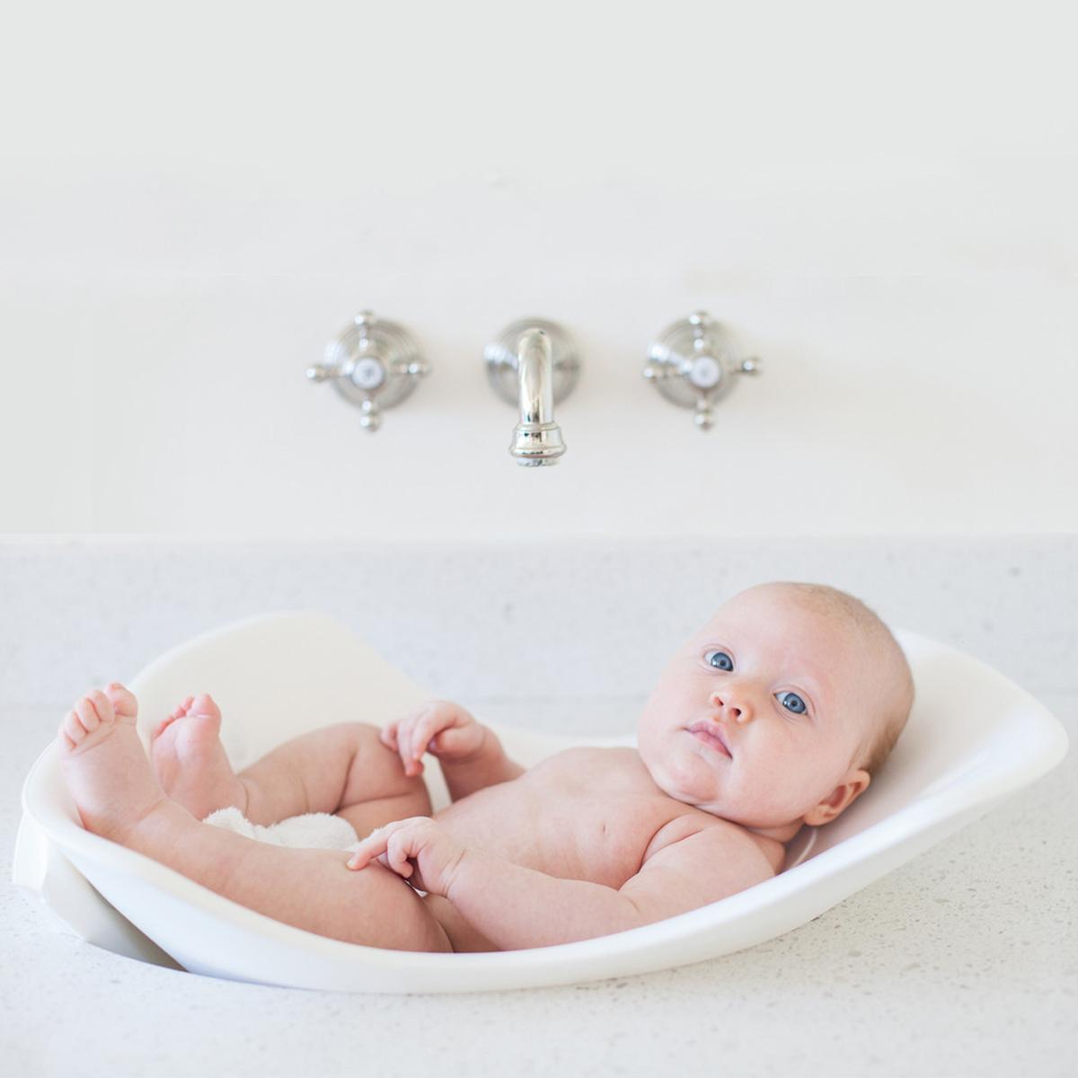 Puj Детская ванночка Tub от 0 до 6 месяцев цвет бирюзовый