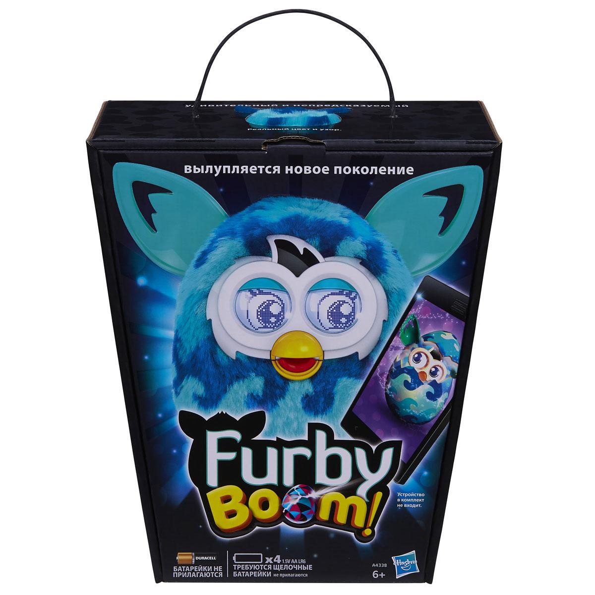 Furby (Ը���) Boom ������������� ������� ������ ����� (������� ������� �����)
