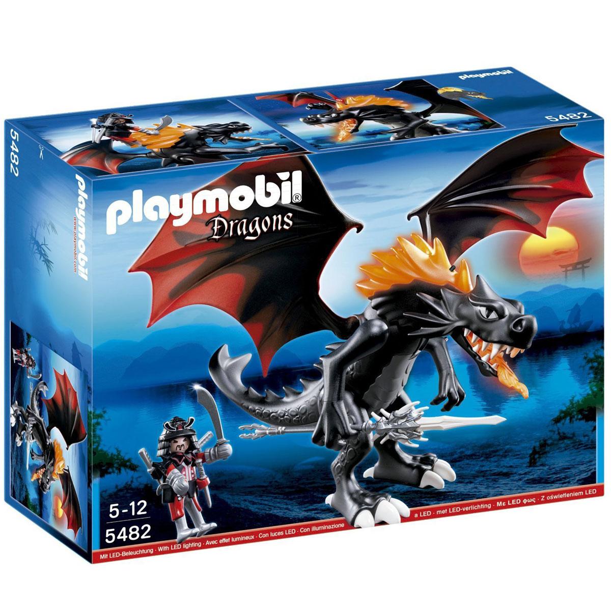 """Playmobil Игровой набор """"Азиатский дракон: Битва Дракона"""""""