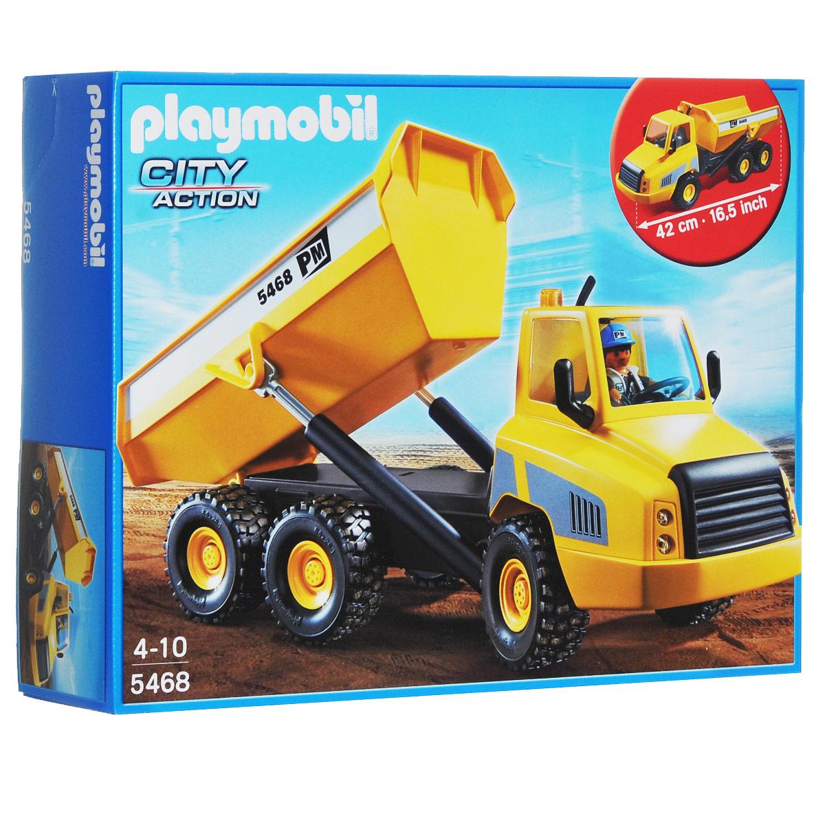 """Playmobil Игровой набор """"Промышленный самосвал"""""""