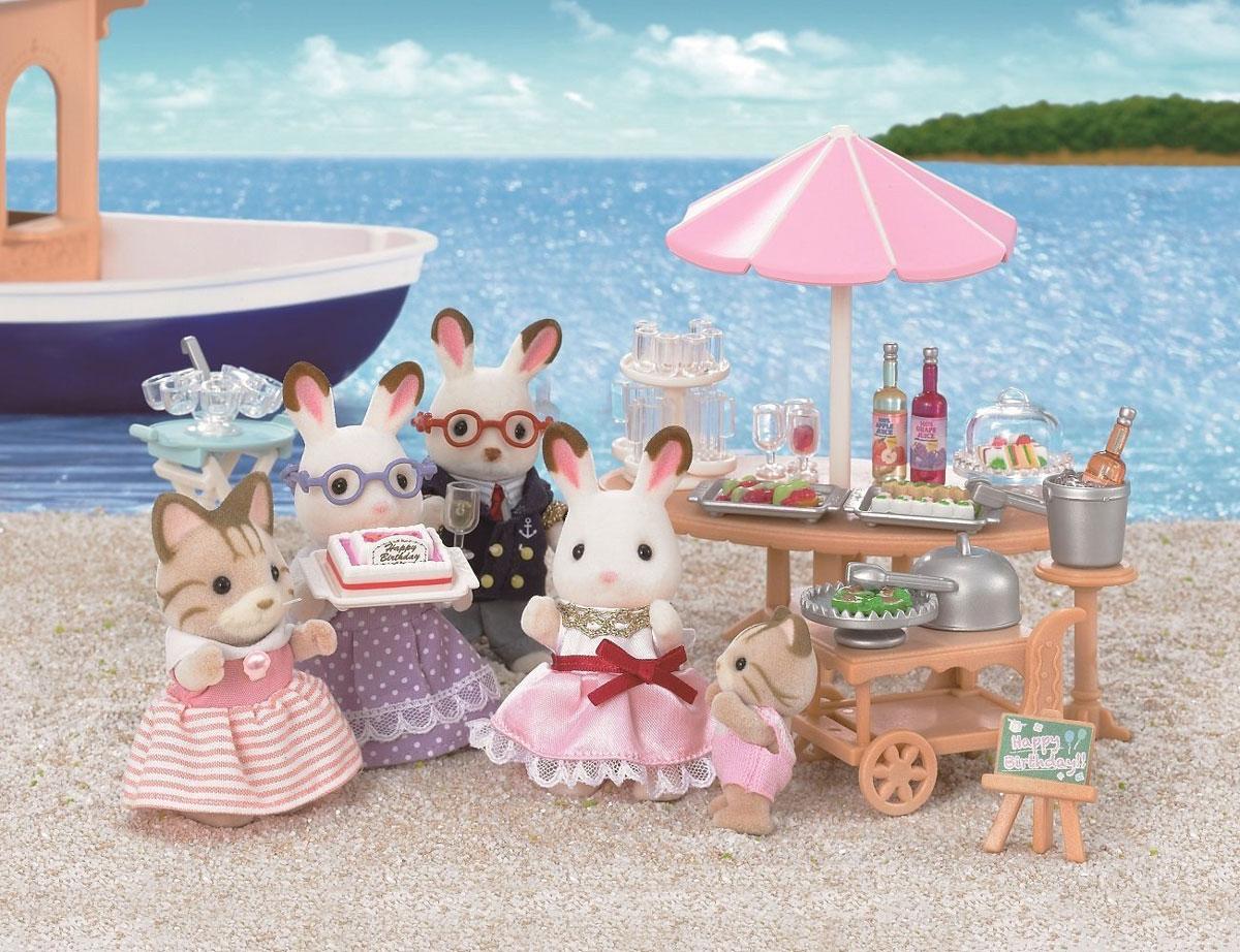 Sylvanian Families Игровой набор Морская вечеринка