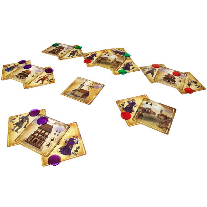 Pandora\'s Box Игра настольная Межлунье город гильдий ( 01PB001 )