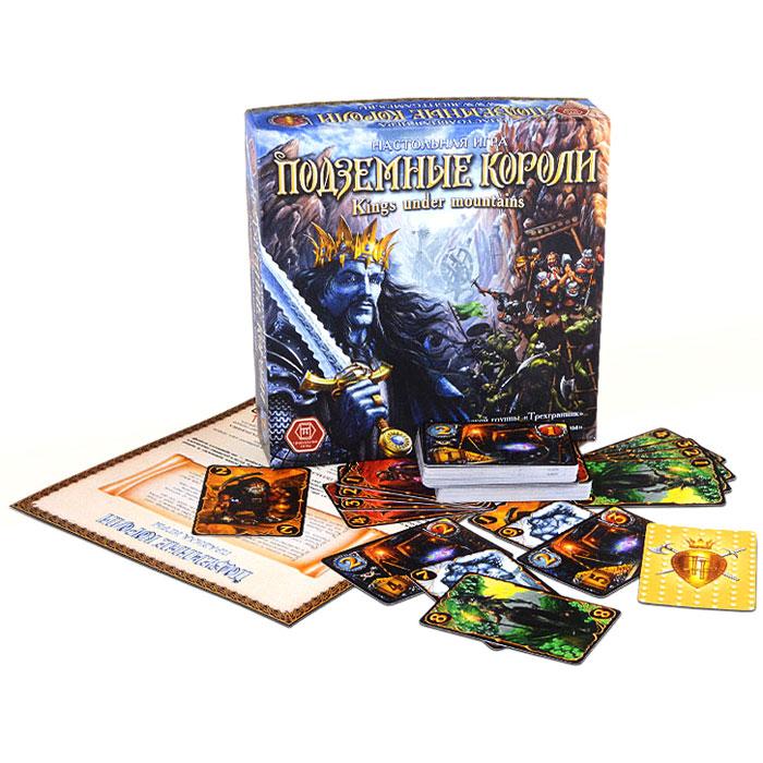 Правильные игры Настольная игра Подземные короли ( 31-01-01 )