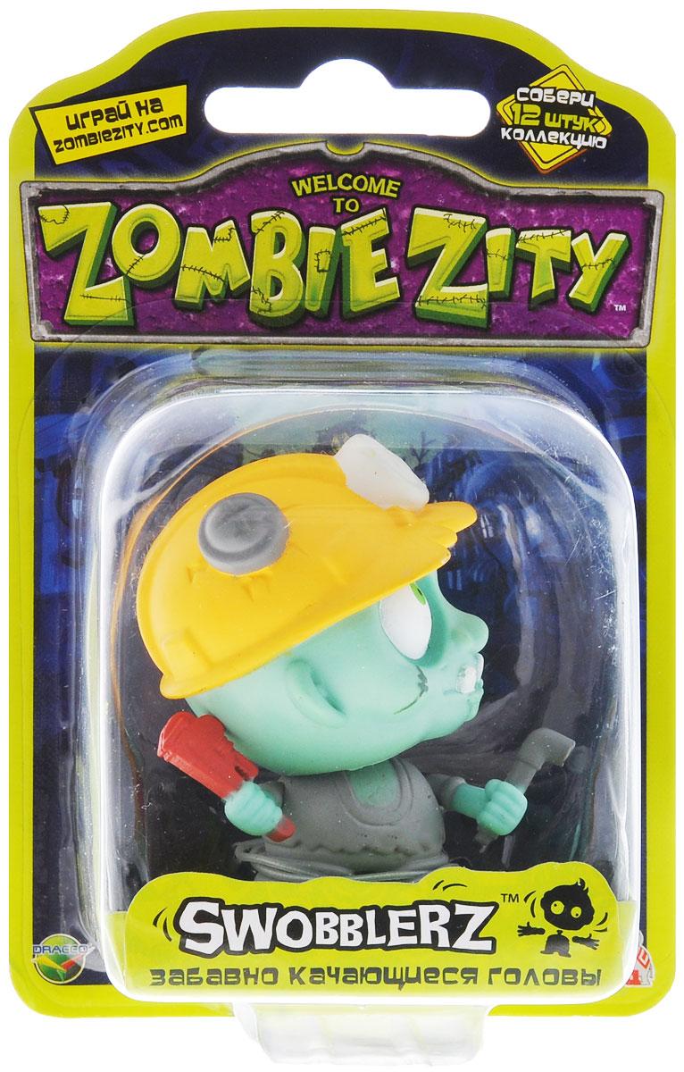 Zombie Zity Фигурка `Городские очистительные сооружения. Стэнли Дриппс`