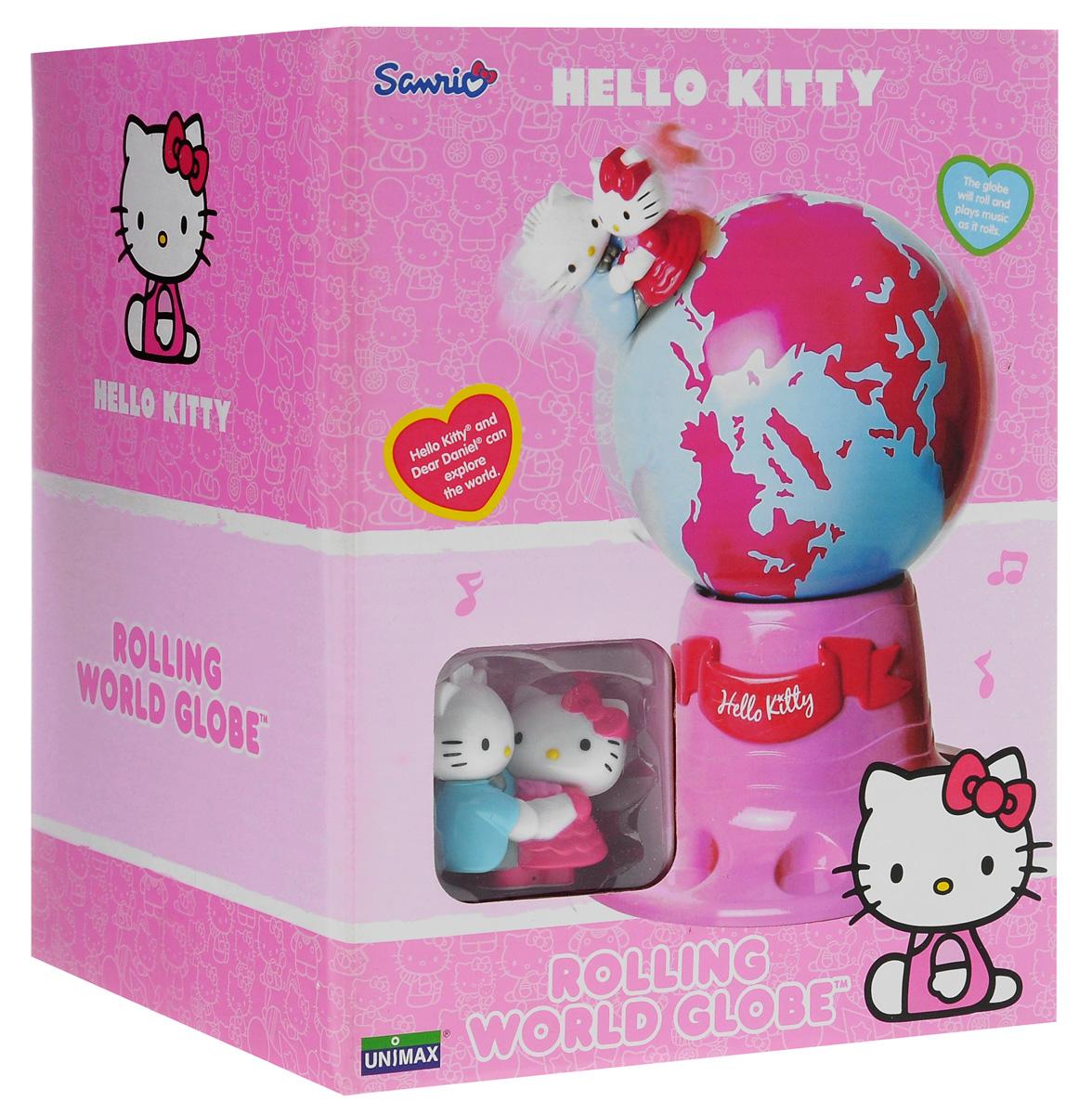 Глобус Hello Kitty