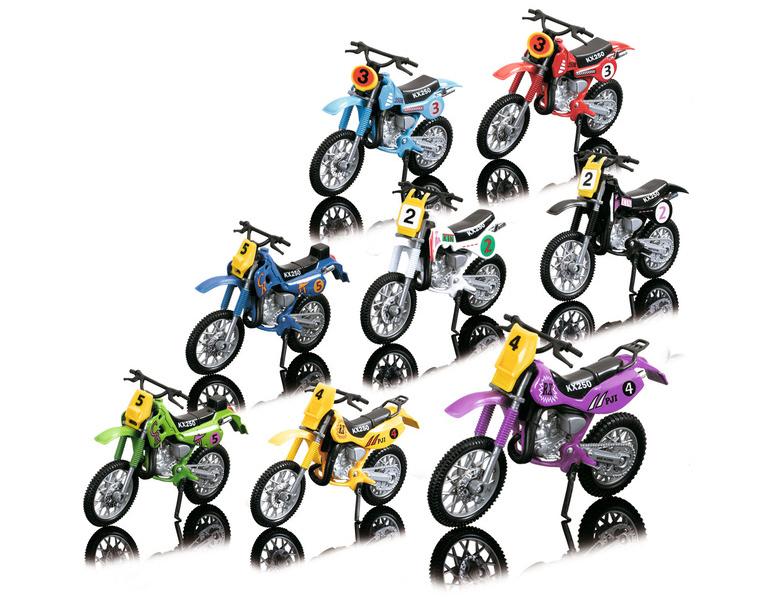 DICKIE Кроссовый мотоцикл