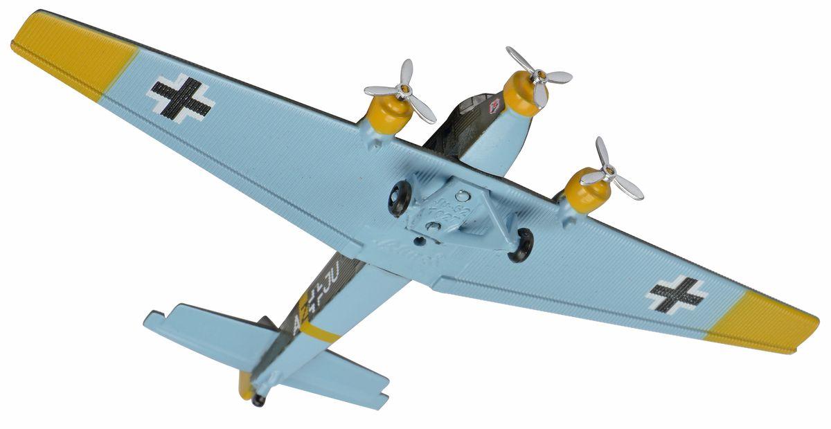 Schuco Schabak Самолет Ju 52 Dt. Luftwaffe