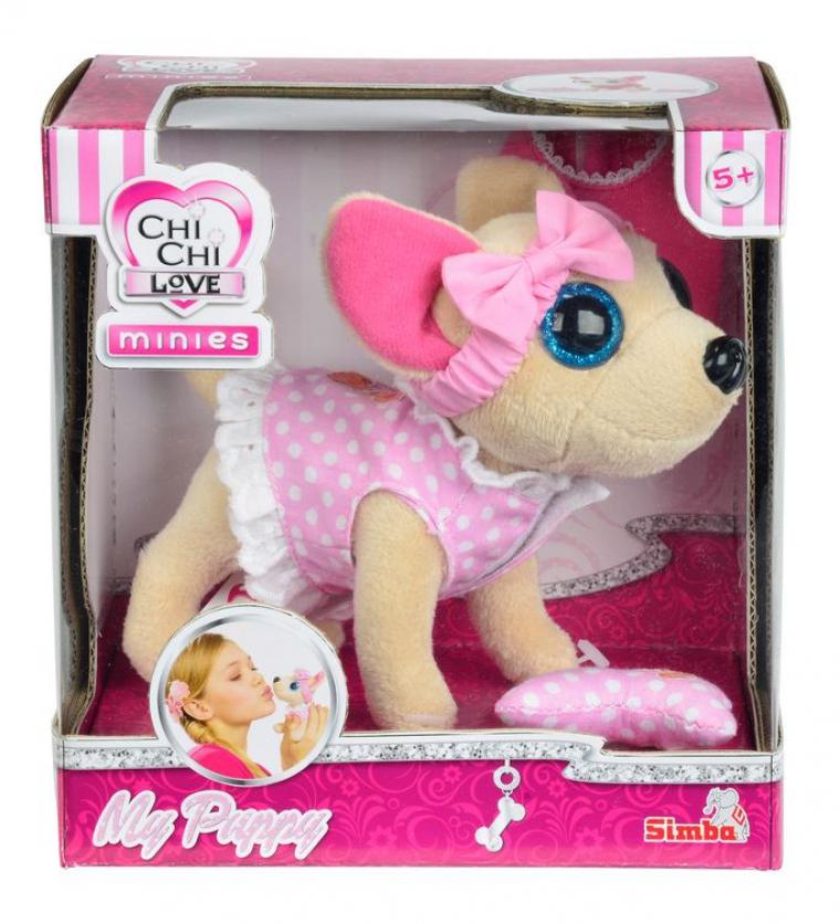 Simba Мягкая игрушка Мини CHI-CHI Love