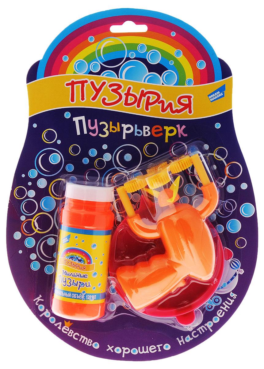Пузырия Набор для пускания мыльных пузырей Пузырьверк