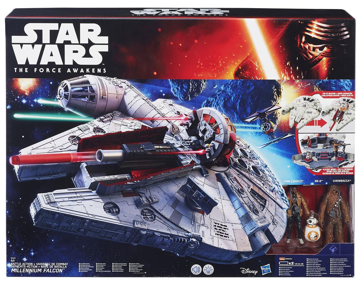 Star Wars Космический корабль Тысячелетний сокол