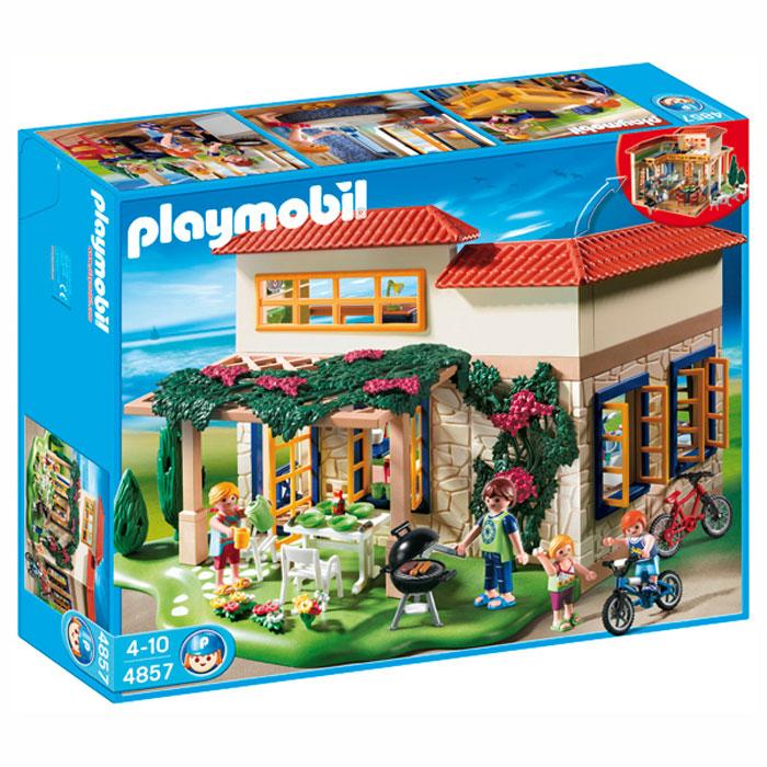 Playmobil Игровой набор Каникулы Летний домик