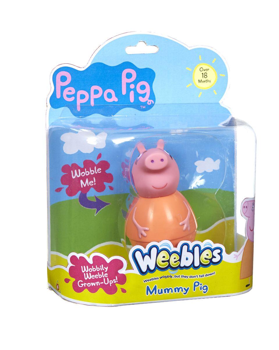 Peppa Pig Неваляшка Мама Пеппы