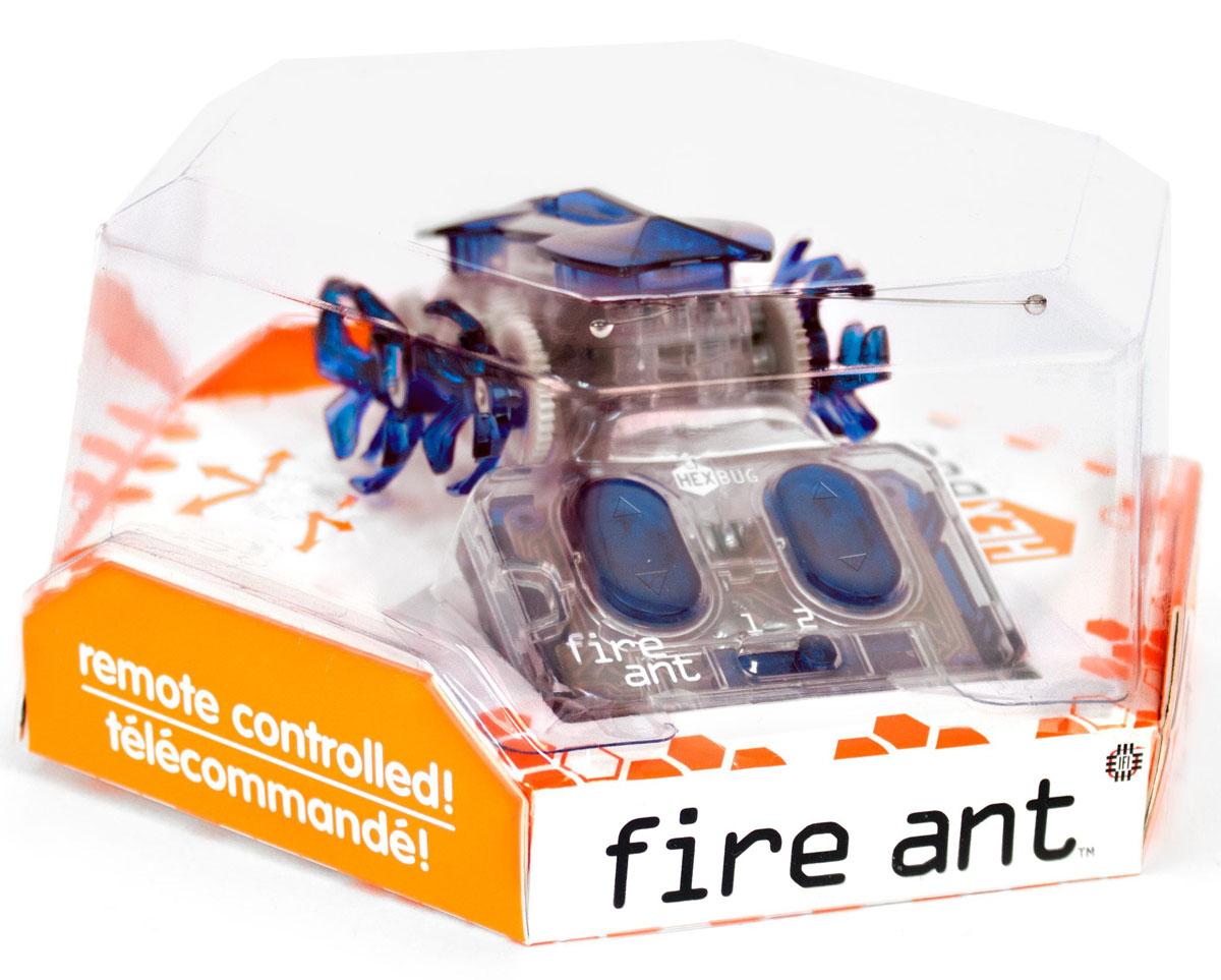 Hexbug Робот на радиоуправлении Огненный муравей цвет синий